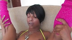 black and asian lesbian